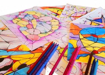 Алгоритмы и принципы рисования в нейрографике