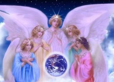 Ангел-хранитель исполняет желания!