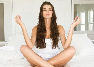 Вечерняя медитация перед отходом ко сну