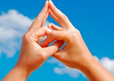 Мудры: йога для пальцев — значение лучших мудр
