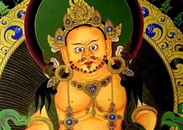 Мантра Дзамбалы (Будды денежного достатка)