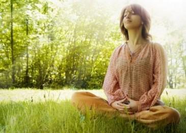 Лучшая медитация для женщин