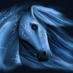 Синяя Лошадь исполнит желания!
