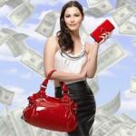Кошелек, притягивающий деньги