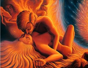 Мантра на привлечение любви