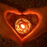 Любовный талисман своими руками