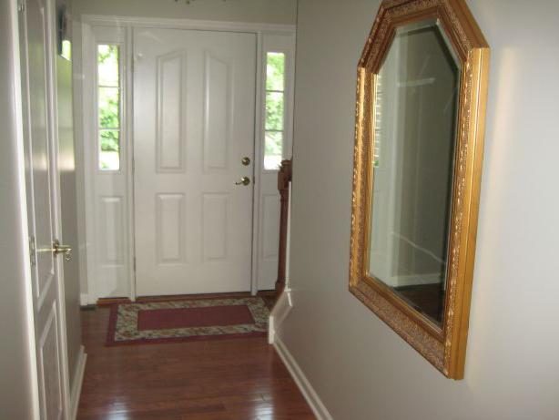 Зеркало напротив входной двери фэн шуй