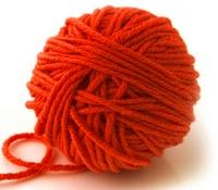 Клубок красных ниток является денежным магнитом