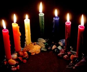 Магия свечей: цвета, обряды, ритуалы