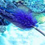 Синяя ручка, исполняющая желания!