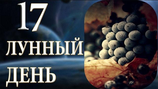 Прогнозы для Вас на каждый день!!!  17-semnadcatyj-lunnyj-den-sutki-harakteristika