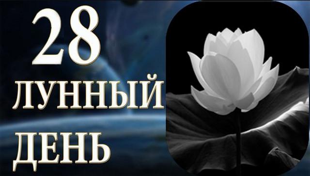 28-dvadcat-vosmoj-lunnyj-den-sutki-harakteristika