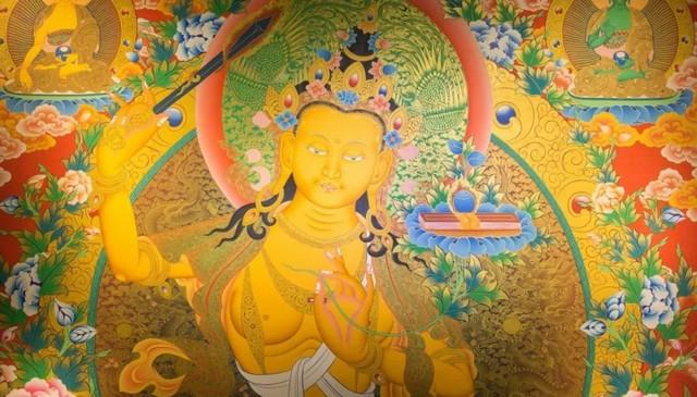 mantra-mandzhushri-slushat-tekst