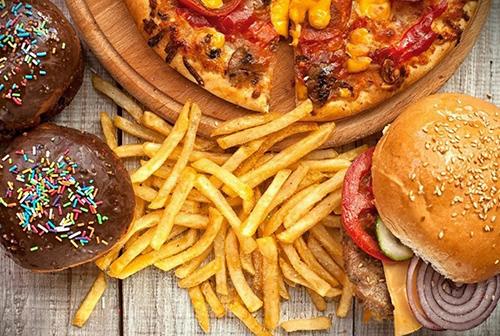 Жирная пища